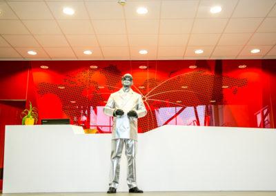 Halleneröffnung – Steyr Motors