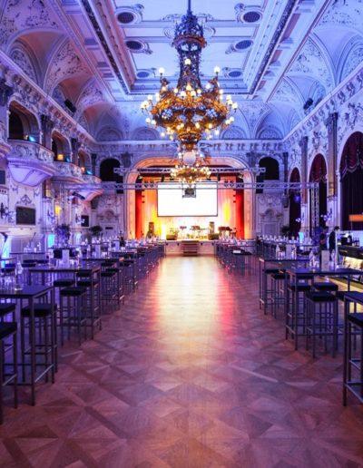 Bühne Festsaal